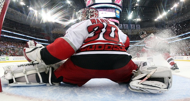 Carolina Hurricanes v New Jersey Devils - Game Seven