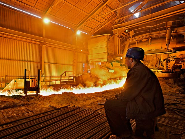 Chusovoy Metallurgical Works